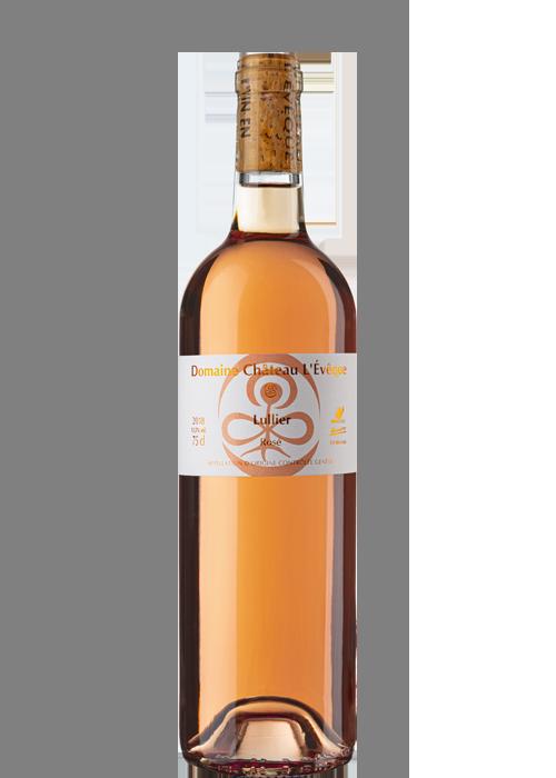 Lullier Rosé 2018 75cl