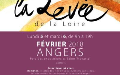 Salon de vins natures à Angers